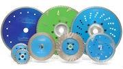 Алмазные диски отрезные турбо